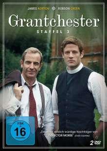 Grantchester Staffel 3, 2 DVDs