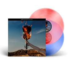 Marillion: With Friends From The Orchestra (180g) (Limited Edition) (Clear Red & Clear Blue Vinyl), 2 LPs