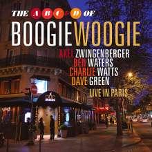 A,B,C&D Of Boogie Woogie: Live In Paris (CD Digipak), CD