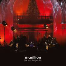 Marillion: Live From Cadogan Hall 2009 (Limited Edition) (Red Vinyl), 4 LPs