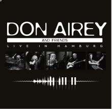 Don Airey: Live In Hamburg, 2 CDs