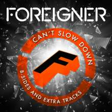 Foreigner: Can't Slow Down: B-Sides And Extra Tracks (180g) (Limited Edition) (Orange Vinyl), 2 LPs