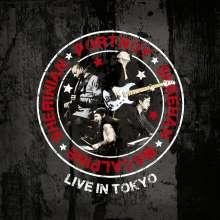 Portnoy, Sheehan, MacAlpine & Sherinian: Live In Tokyo , 2 CDs und 1 Blu-ray Disc