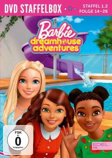 Barbie Dreamhouse Adventures Staffel 1 Box 2, DVD