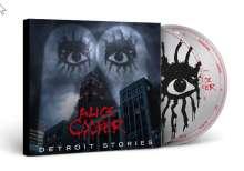 Alice Cooper: Detroit Stories (Limited Edition), 1 CD und 1 DVD