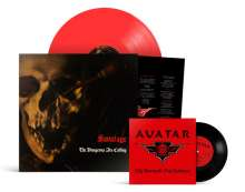 """Savatage: The Dungeons Are Calling (180g) (Limited Edition) (Red Vinyl), 1 LP und 1 Single 7"""""""