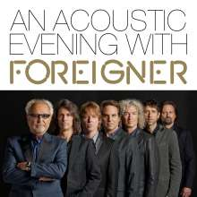 Foreigner: An Acoustic Evening With Foreigner 2013, CD