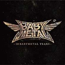 Babymetal: 10 Babymetal Years, CD