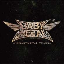 Babymetal: 10 Babymetal Years (Crystal Clear Vinyl), LP