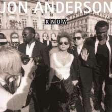 Jon Anderson: The More You Know (CD Digipak), CD