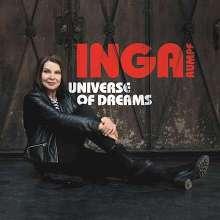 Inga Rumpf: Universe of Dreams & Hidden Tracks (signiert, exklusiv für jpc!), 2 LPs