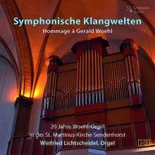 Symphonische Klangwelten - Hommage a Gerald Woehl, 2 CDs