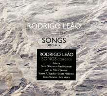 Rodrigo Leão: Songs (2004-2012) (180g) (LP + CD), 1 LP und 1 CD