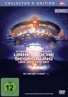 Unheimliche Begegnung der dritten Art (Director's Cut), 2 DVDs