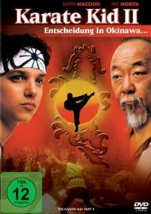 Karate Kid 2, DVD