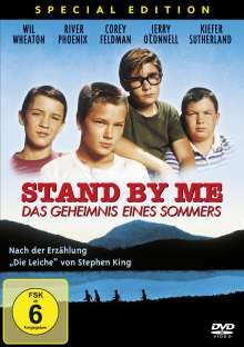 Stand by me - Das Geheimnis eines Sommers (Special Edition), DVD