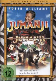 Jumanji, DVD