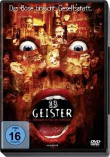 13 Geister, DVD