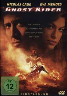 Ghost Rider, DVD