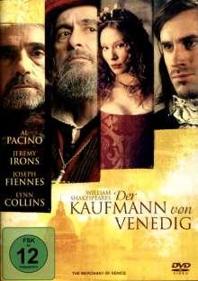 Der Kaufmann von Venedig, DVD