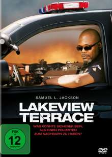 Lakeview Terrace, DVD