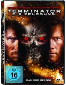 Terminator: Die Erlösung, DVD