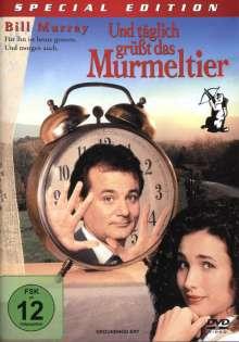 Und täglich grüßt das Murmeltier (Special Edition), DVD