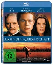 Legenden der Leidenschaft (Blu-ray), Blu-ray Disc