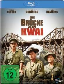 Die Brücke am Kwai (Blu-ray), Blu-ray Disc