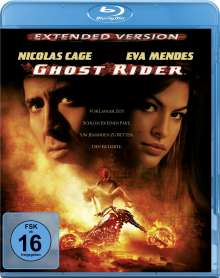 Ghost Rider (Extended Version) (Blu-ray), Blu-ray Disc
