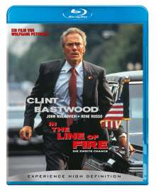 In The Line Of Fire (Blu-ray), Blu-ray Disc
