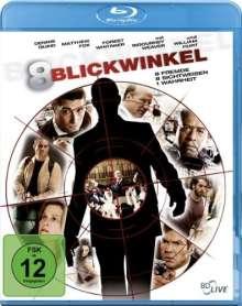 Acht Blickwinkel (Blu-ray), Blu-ray Disc