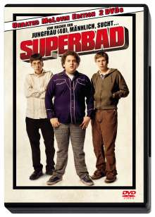 Superbad (Unrated McLovin Edition), 2 DVDs