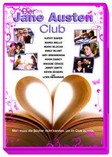 Der Jane Austen Club, DVD
