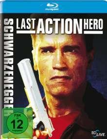 Last Action Hero (Blu-ray), Blu-ray Disc