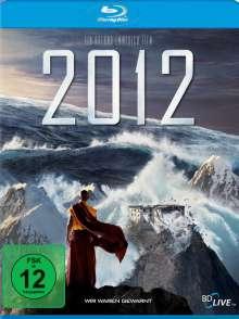 2012 (Blu-ray), Blu-ray Disc
