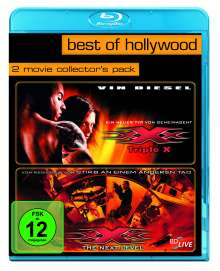 xXx / xXx - The Next Level (Blu-ray), 2 Blu-ray Discs
