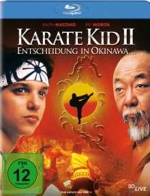 Karate Kid 2 (Blu-ray), Blu-ray Disc