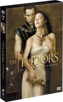 Die Tudors Season 2, 3 DVDs