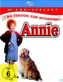Annie (1982) (Blu-ray), Blu-ray Disc