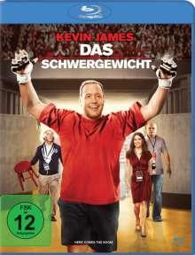 Das Schwergewicht (Blu-ray), Blu-ray Disc