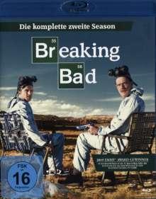 Breaking Bad Season 2 (Blu-ray), 2 Blu-ray Discs