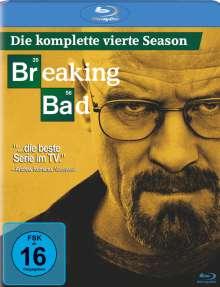 Breaking Bad Season 4 (Blu-ray), 3 Blu-ray Discs