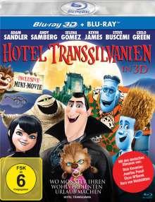 Hotel Transsilvanien (3D & 2D Blu-ray), 2 Blu-ray Discs