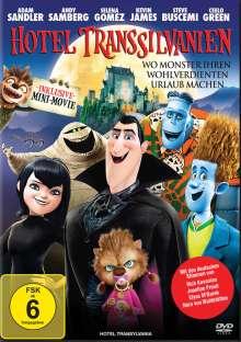 Hotel Transsilvanien, DVD