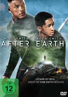 After Earth, DVD