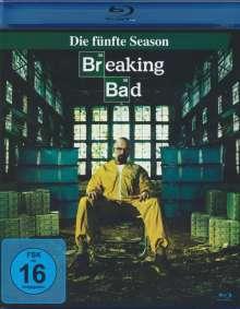 Breaking Bad Season 5 Box 1 (Blu-ray), 2 Blu-ray Discs