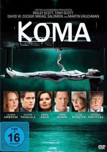 Koma, DVD