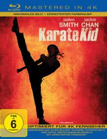 Karate Kid (2010) (Blu-ray Mastered in 4K), Blu-ray Disc