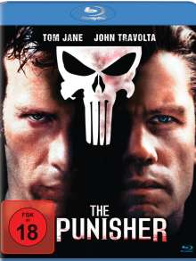 The Punisher, Blu-ray Disc
